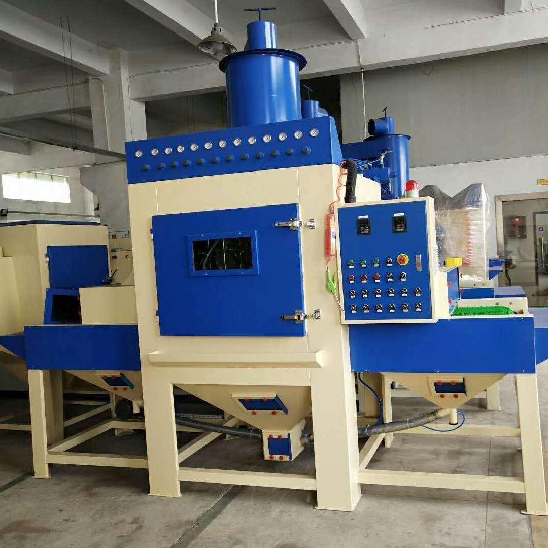 中山鑫隆喷砂机设备 佛山自产喷砂机厂家