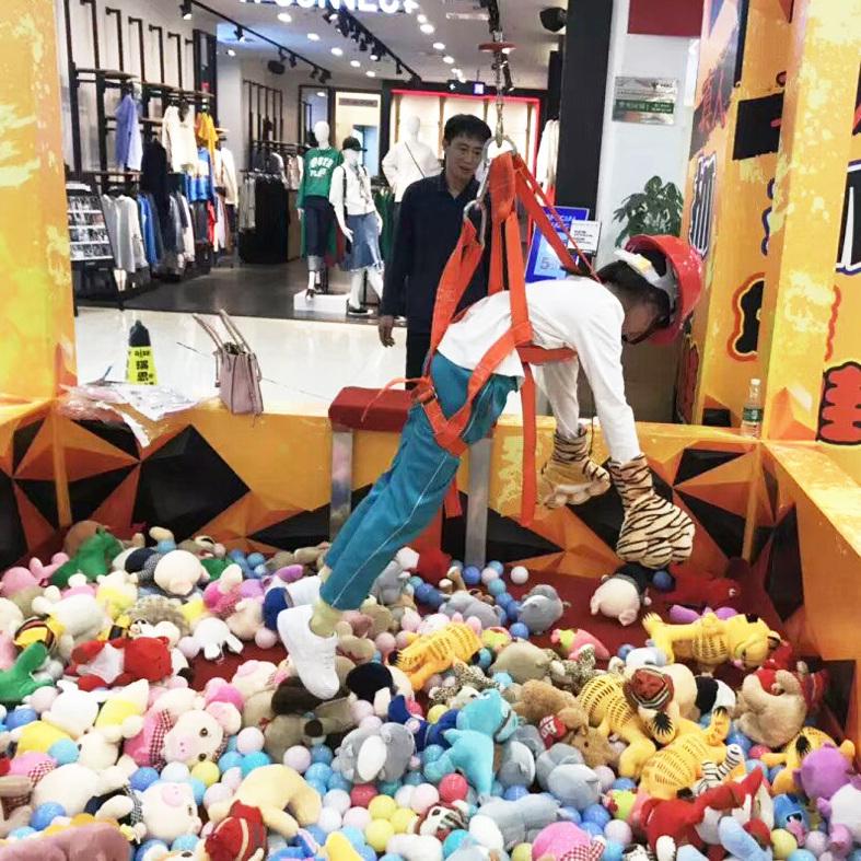 庆典活动设备大型抓娃娃机供应商