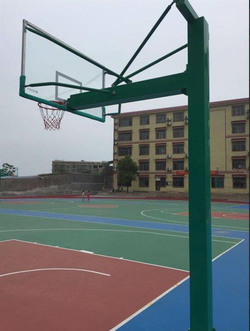 篮球架价格 古市镇篮球架 雄奥体育