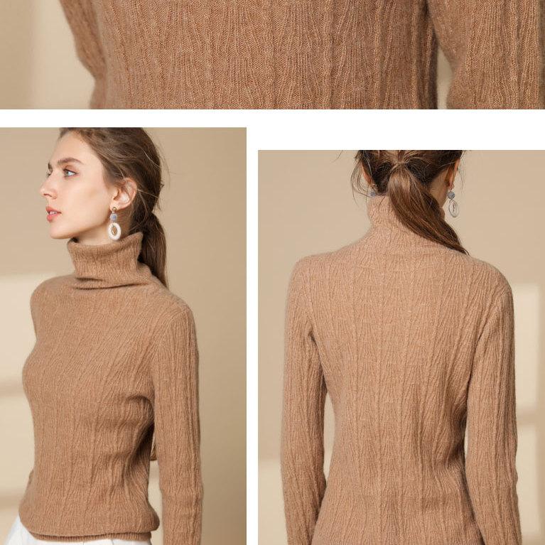 美丽啪女士羊绒衫免费试用