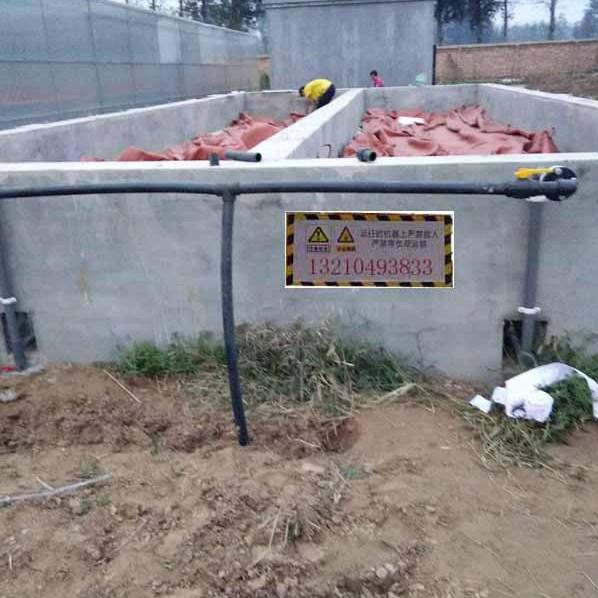 养殖场能源化模式-软体沼气池使用优缺点介绍