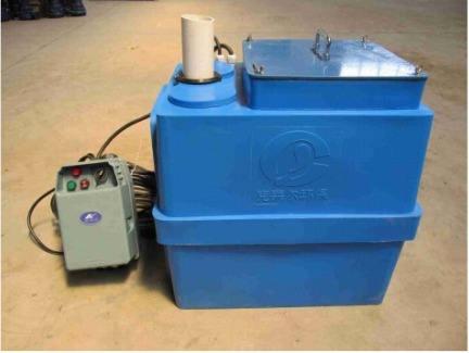 污水提升器使用范围