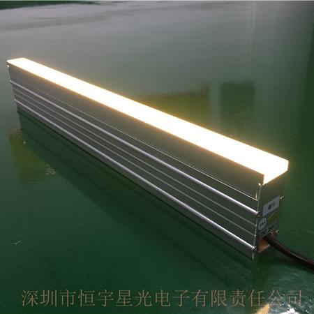 LED线条地砖灯广场LED条形地埋灯LED地砖灯条