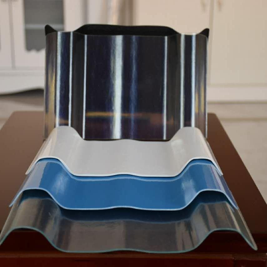 江苏盐城艾珀耐特采光板1.5mmFRP阳光板可阻燃厂家直销