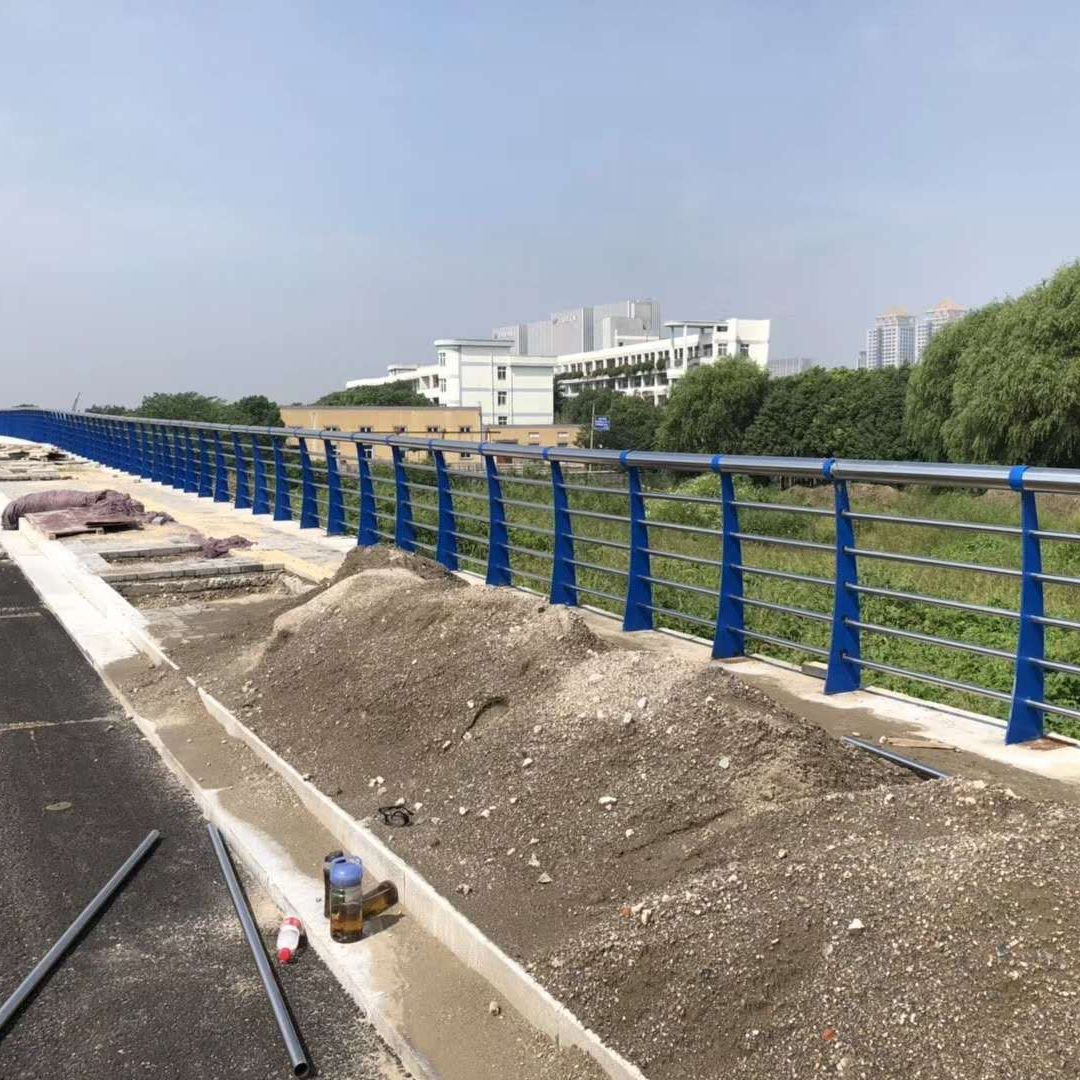 云南交通设施昆明致安供应桥梁护栏