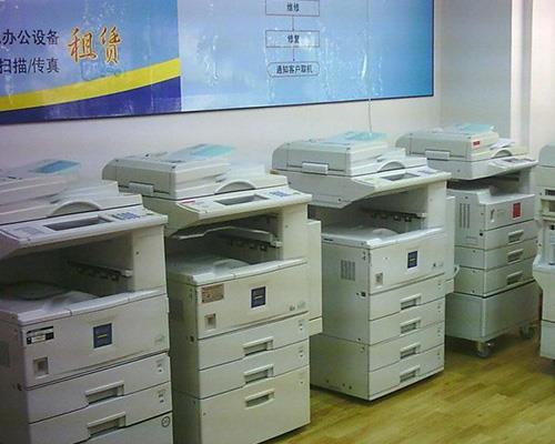 世纪天工(图)_复印机租赁中心_太原复印机租赁