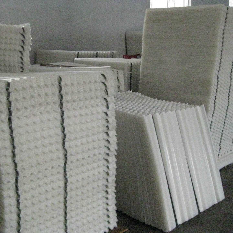 安庆市隔油分离用斜管填料厂家 50mm斜管填料价格优惠