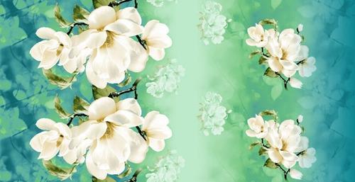 全滌分散印花布生產 全滌分散印花布 富民織造