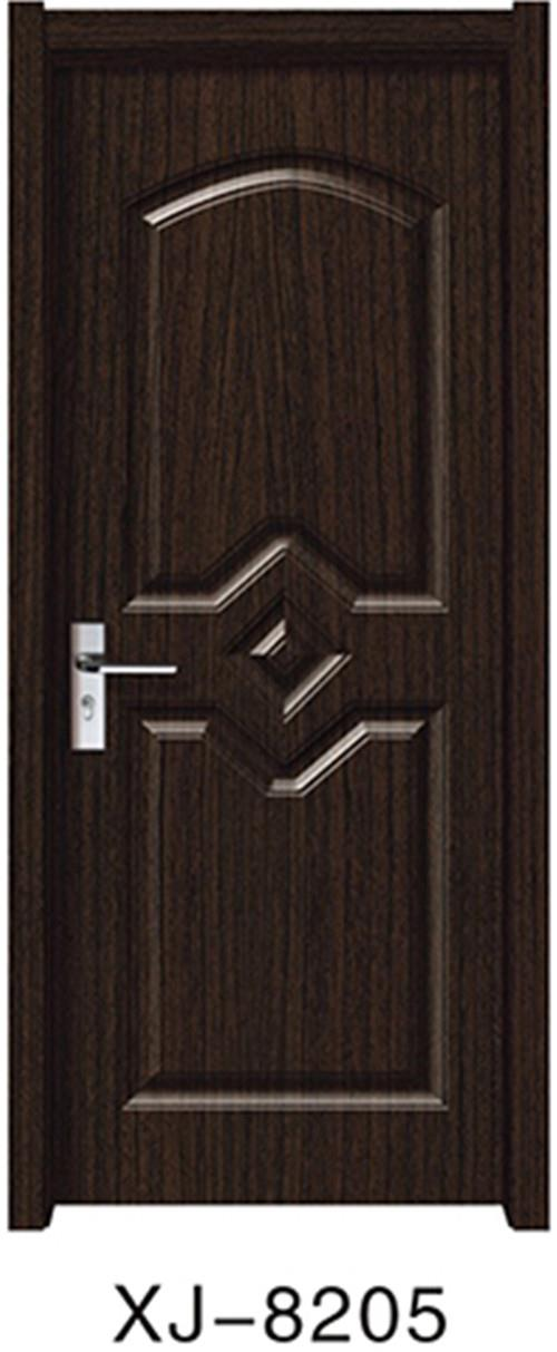 免漆铝条门,免漆铝条门直销,轩家门业价格实惠(多图)