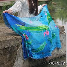 圍巾廠浙江龍翔,定制品牌龍翔圍巾,專業加工圍巾生產工廠