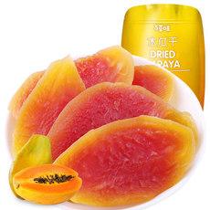 供应 水果干鲜嫩木瓜肉木瓜片