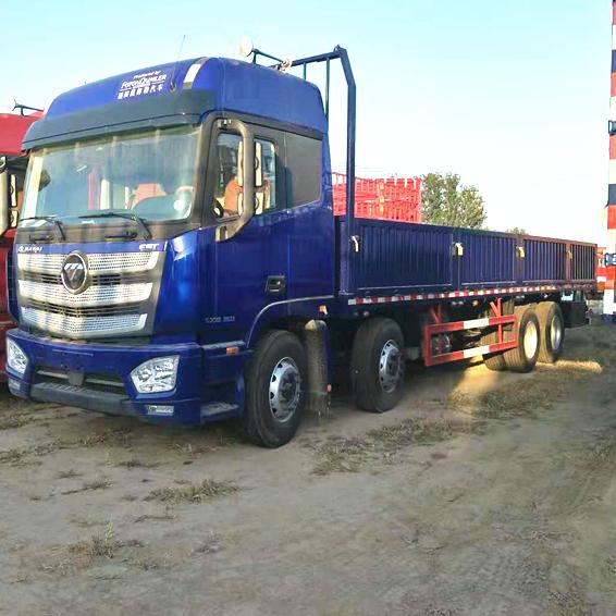 欧曼EST9.6米前四后八载货车