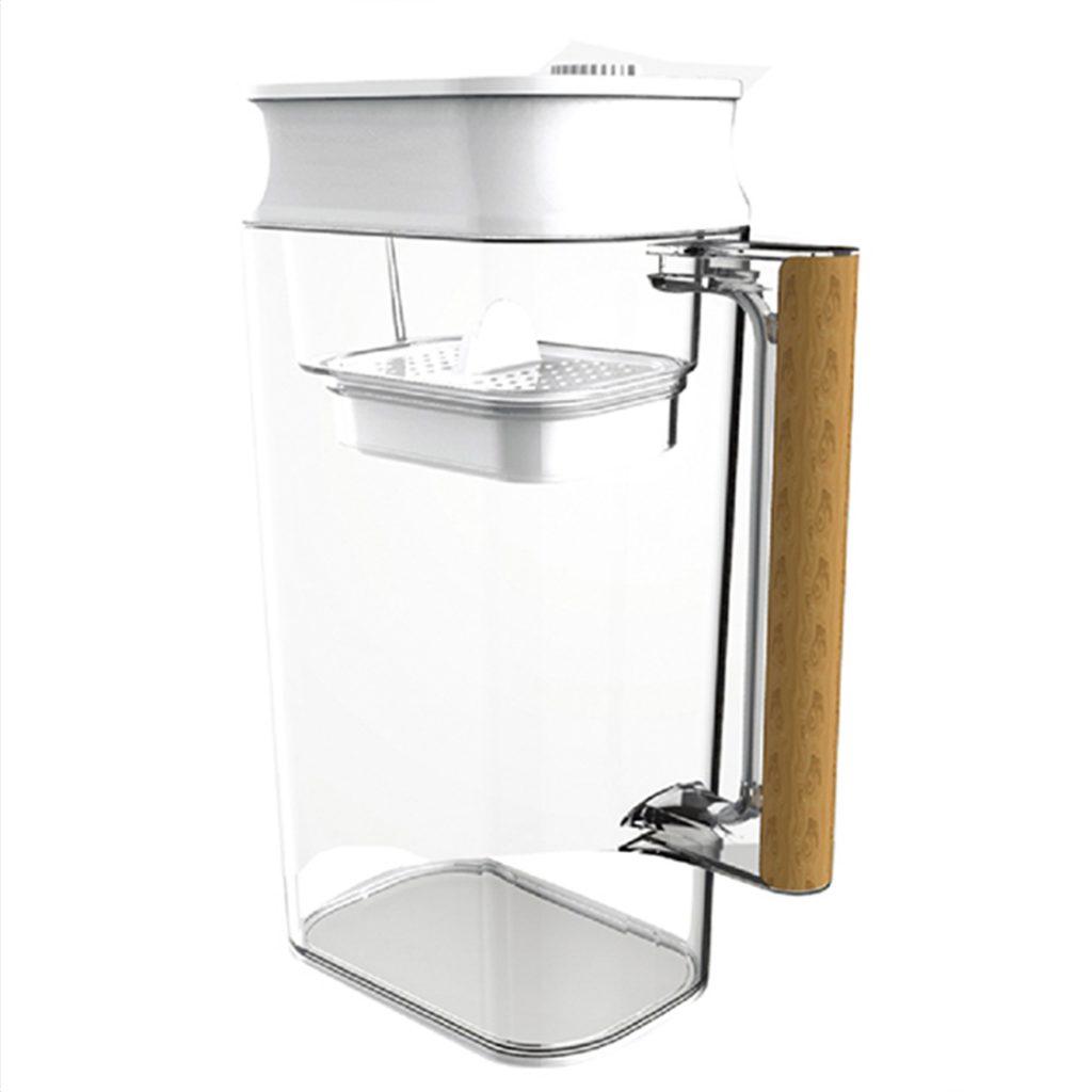世普康便携式净水壶 使用方便 经济 环保  即用即喝