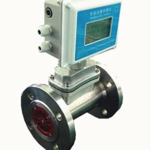 耿记仪表气体涡轮流量计 测天然气 温压补偿型 4-20毫安 RS485协议