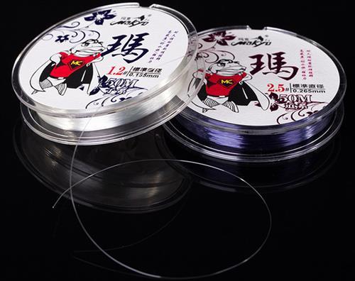 日本进口鱼线、玛克渔具专业贴牌代加工、日本进口鱼线批发