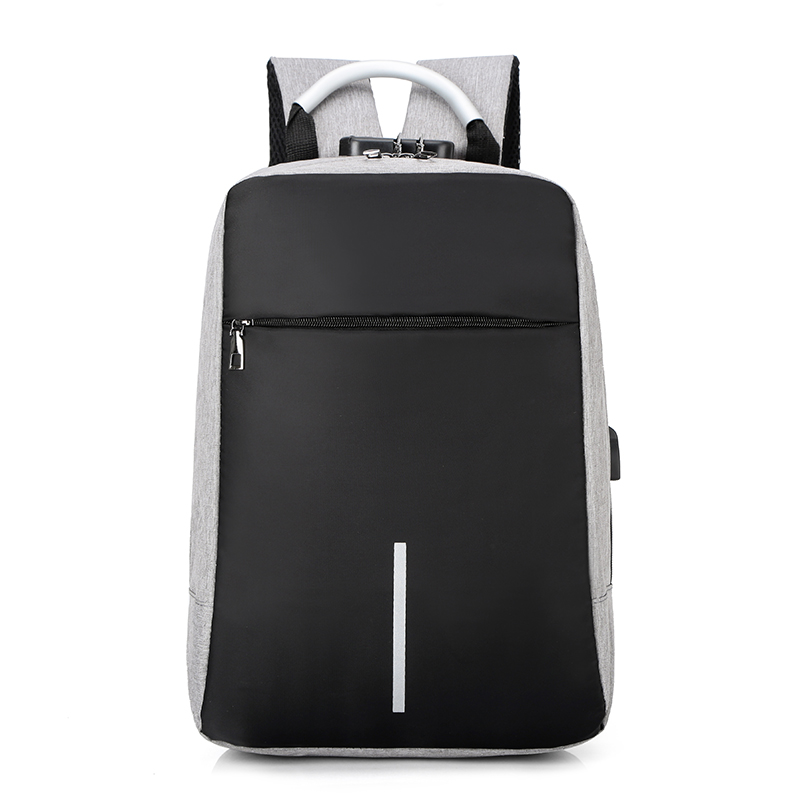 上海箱包供应定制商务双肩电脑包书包箱包礼品可定制logo