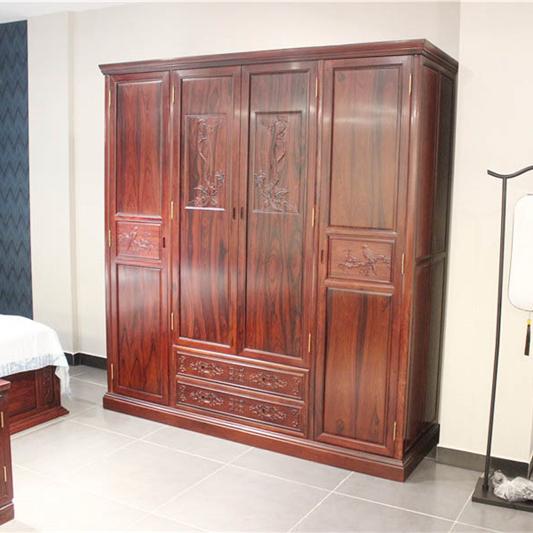 东阳红木衣柜