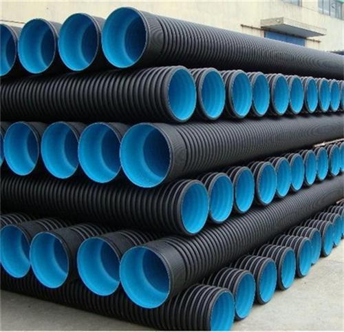 铁路用HDPE双壁波纹管,肇庆HDPE双壁波纹管,浩禾建材