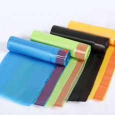 供应 大量现货点断式设计又黑又厚连卷袋