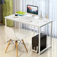 供应 电脑桌台式家用书桌书架