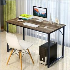供应 简约现代儿童学生家用笔记本台式电脑桌写字书桌 简易办公桌