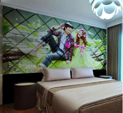 电视背景墙软包欧式_黄石港背景墙_凰超家具