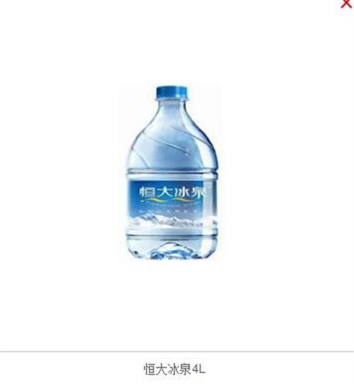 桶装水配送电话_江岸区桶装水_良水井(在线咨询)