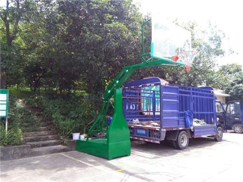 汕头篮球架厂 定制生产 移动篮球架厂