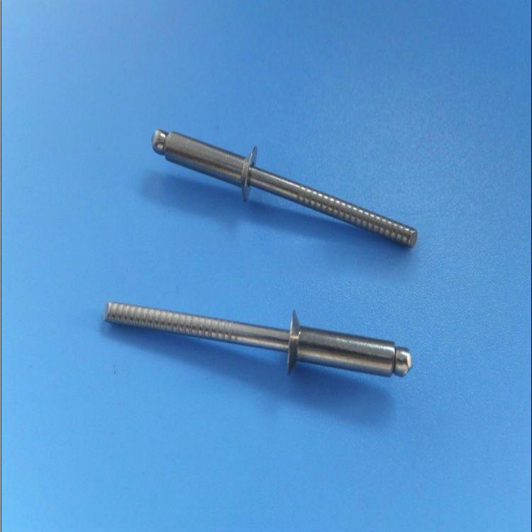 不锈钢开口沉头抽芯铆钉GB12617 不锈钢拉铆钉