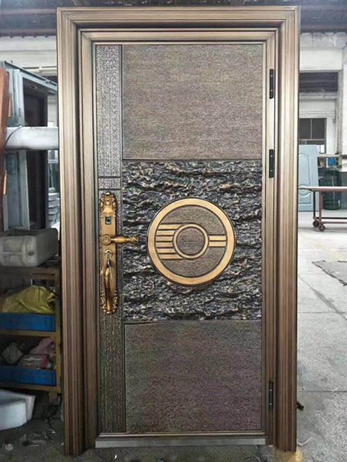 江盾门业价格实惠(图),铸铝门制作,铸铝门