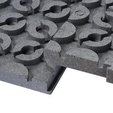 地暖模块科斯曼cosmo石墨地暖DN10mm地暖保温板