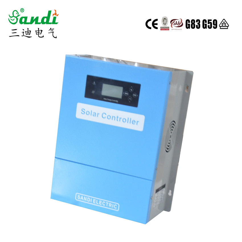 三迪光伏离网发电系统SDC240V-50A光伏充电控制器12KW