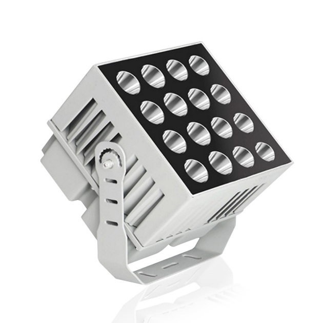 厂家供应LED一束光投光灯 45w60w100w罗马柱子灯 建筑大楼窄光束射灯