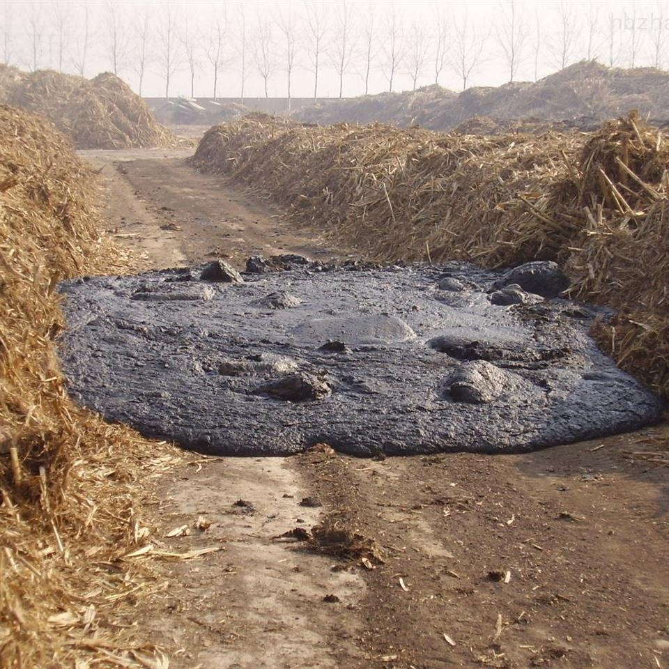 污泥干化處理處置