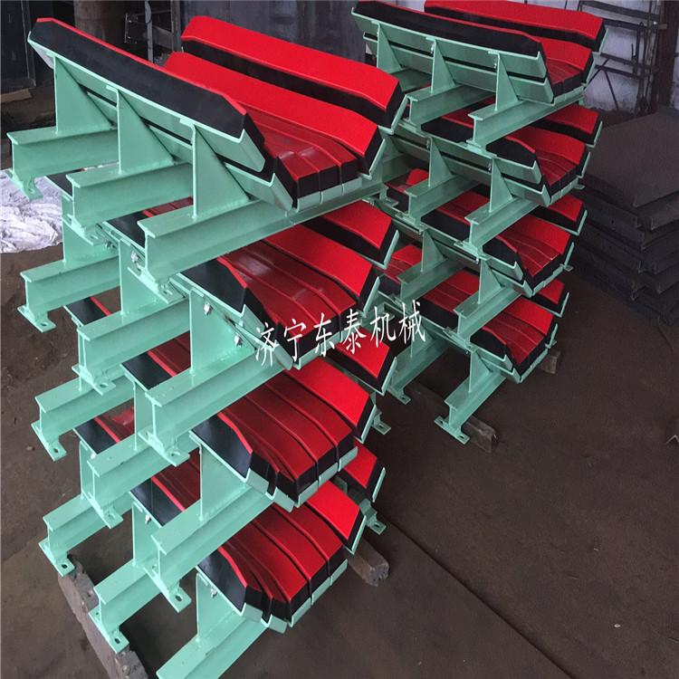 皮带输送机缓冲床-定制弹簧缓冲床